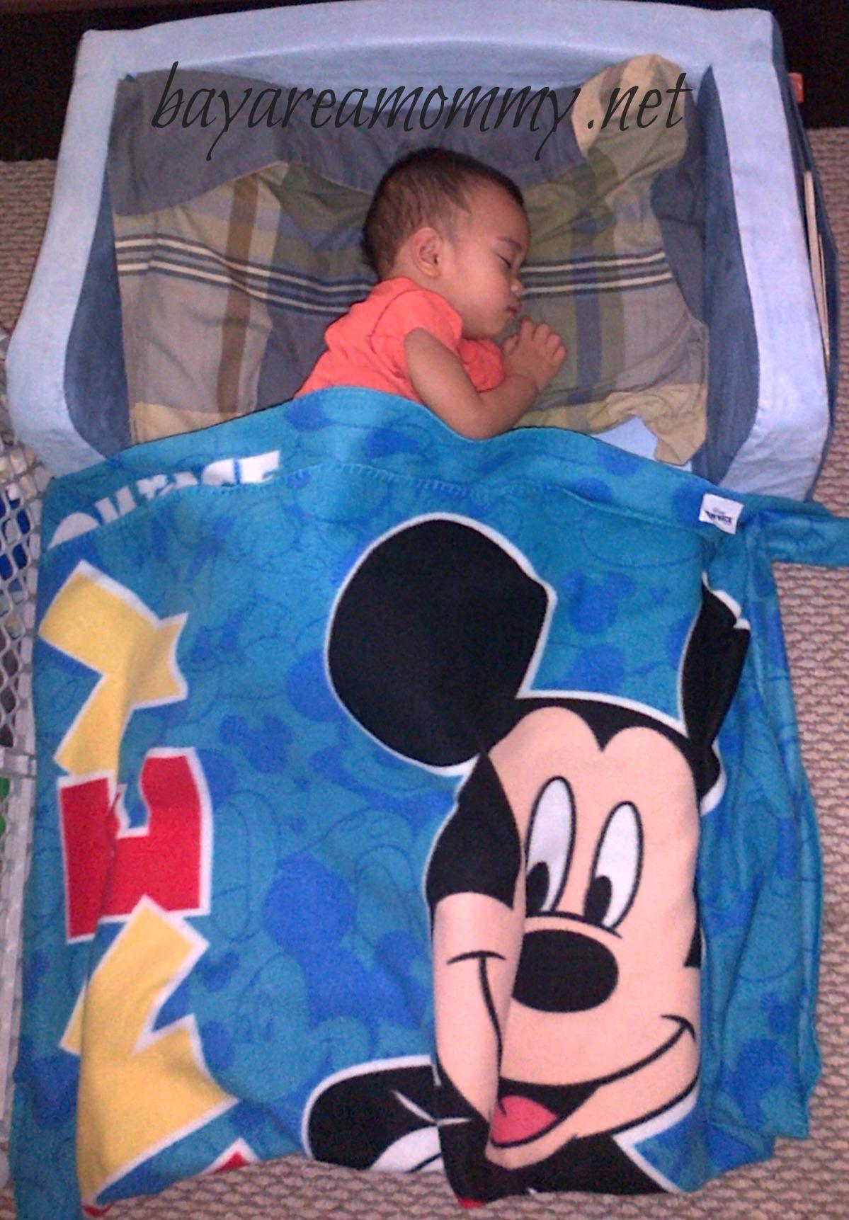 Pkolino Lil Sofa Sleeper on Bay Area Mommy
