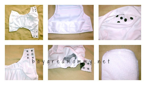 Glow Bug Cloth Diapers on Bay Area Mommy