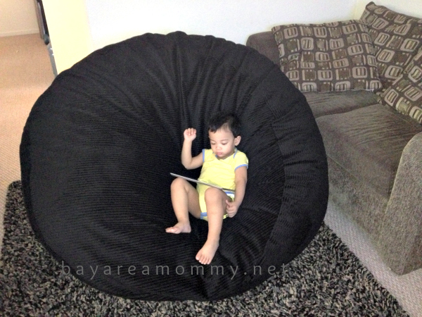 Marvelous Sumo Sultan Bean Bag Review Bay Area Mommy Bralicious Painted Fabric Chair Ideas Braliciousco