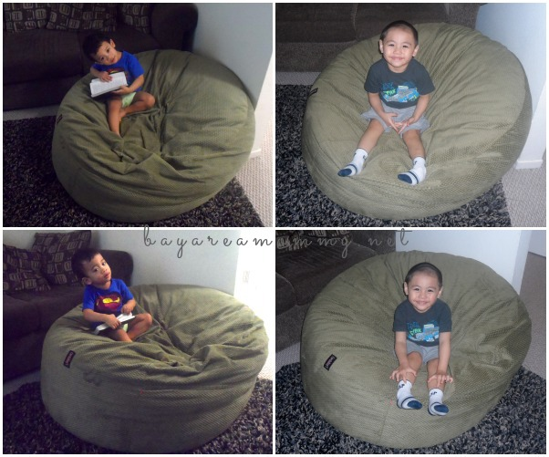 Cordaroy's Bean Bag Bed