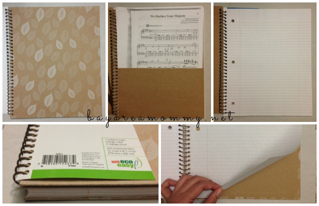 Sustainable Earth by Staples Notebook Big