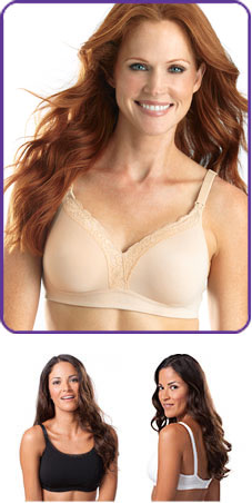 Molded Wirefree Nursing Bra