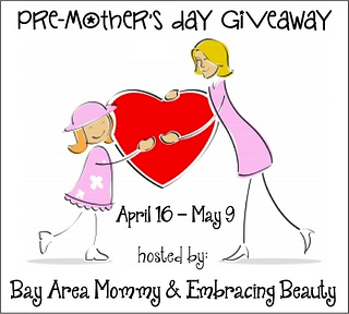 pre mothers day giveaway