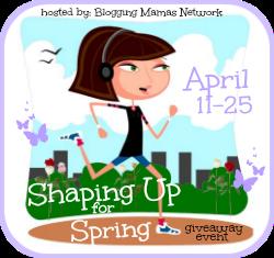 #shapingup4spring