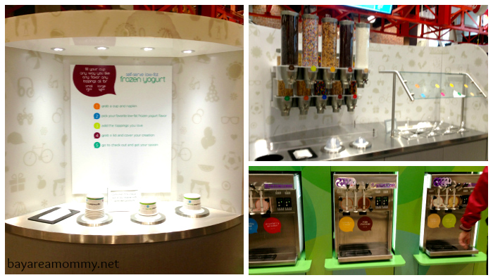 Frozen Yogurt Station #SFWAG