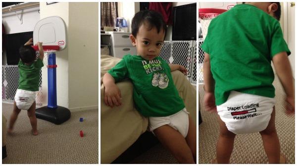Little Beasties Cloth Diaper 3