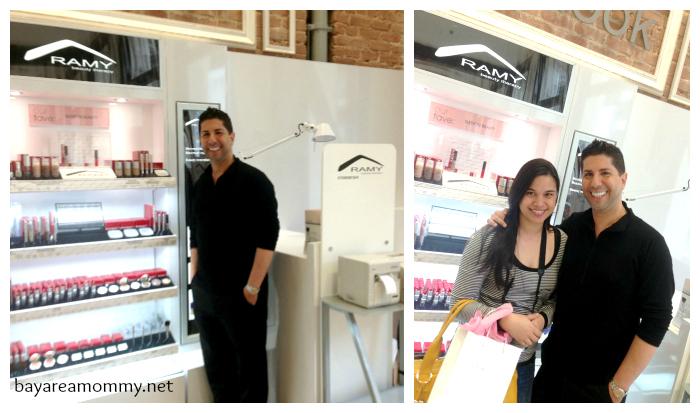 Walgreens Flagship Store Ramy Cosmetics Eyebrow Bar #SFWAG
