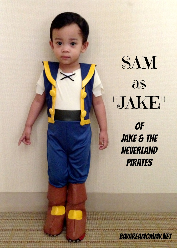 Sam as Jake