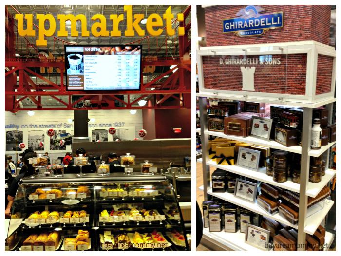 Walgreens Flagship Store Upmarket Cafe & Ghirardelli #SFWAG