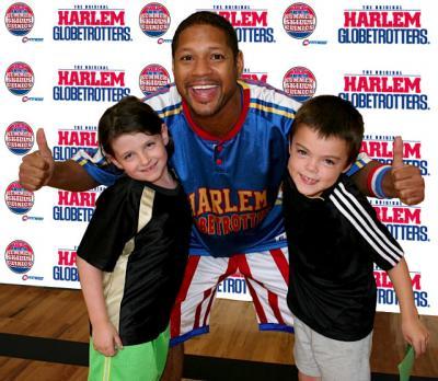 Harlem Globetrotters Summer Skills Clinic