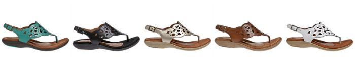 Cobb Hill Willow Sandals 1