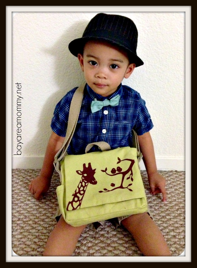 Mamoo Kids Bag - Sam