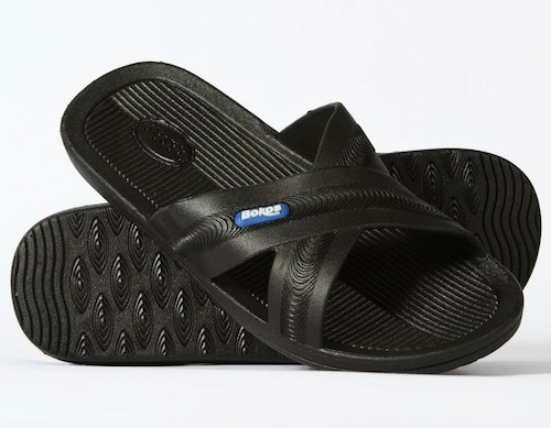 Black Bokos Sandals
