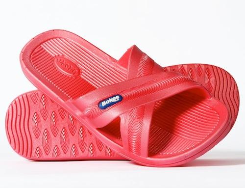 Melon Bokos Sandals