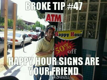 Broke tip