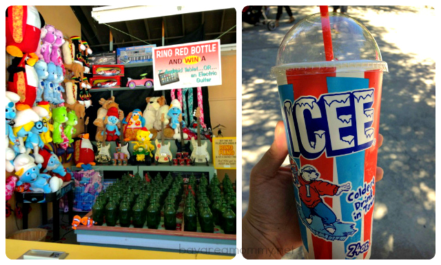 Gilroy Gardens Kiosks and Icee