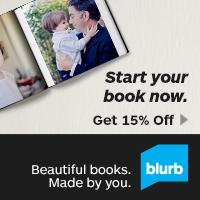 Blurb 15% Off