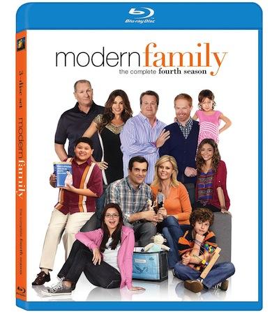 Modern Family S4 Bluray