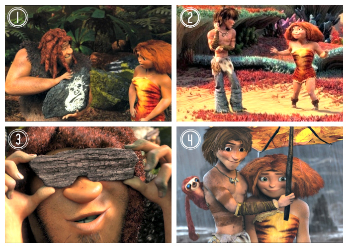 The Croods Inventions