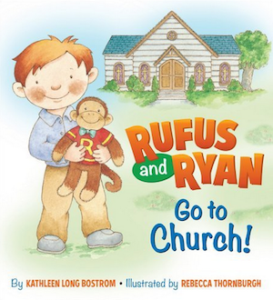 Rufus and Ryan Go To Church Children's Book