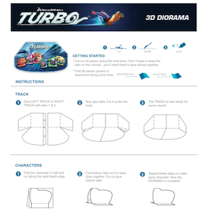 Turbo Diorama