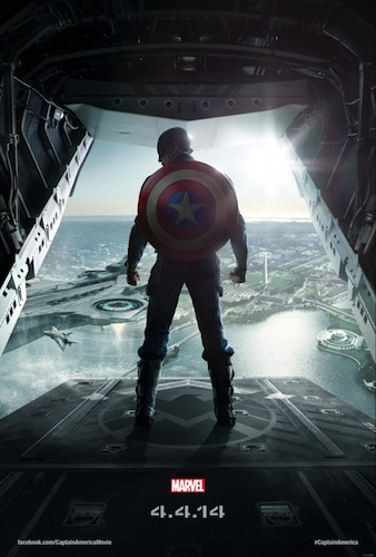 Captain America Winter Soldier #CaptainAmerica