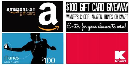 $100 GC Giveaway