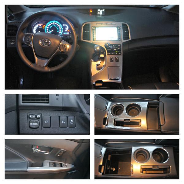 2014 Toyota Venza - Interior