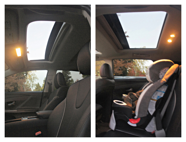 2014 Toyota Venza - Moon Roof