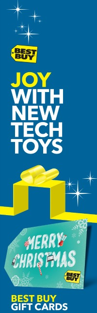 Best Buy - Joy With new Tech Toys