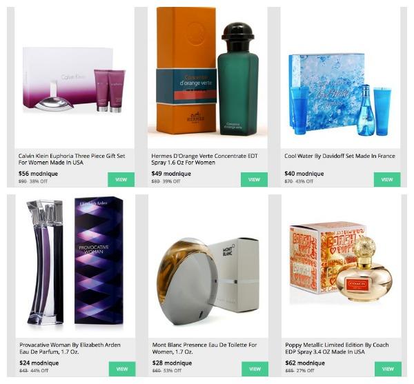 Modnique - Perfumes
