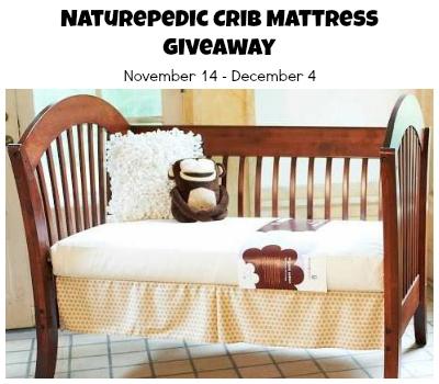 Naturepedic Giveaway