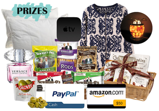 PRIZE COLLAGE