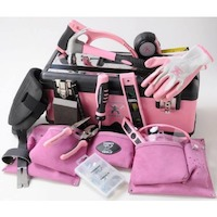 Pink Diamond Tomboy Tools