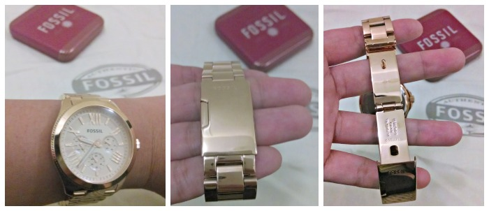 Fossil Cecile Watch 1