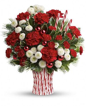Save On Christmas Flowers With Teleflora Promo Bay Area