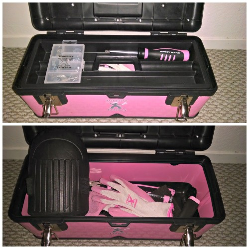 Tomboy Tools Pink Diamond