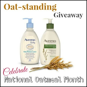 Oat-Standing Giveaway