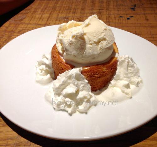 CPK Butter Cake