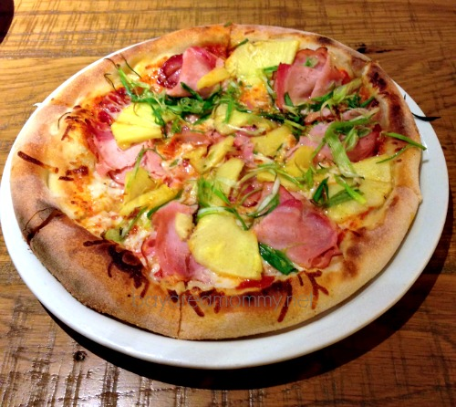 California Pizza Kitchen Review