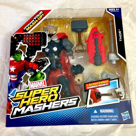 Marvel Super Hero Mashers Upgrade in box