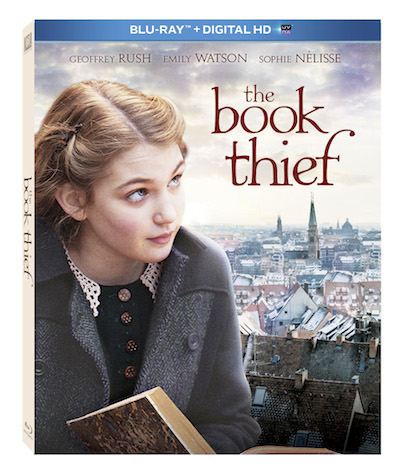 The Book Thief Box Art
