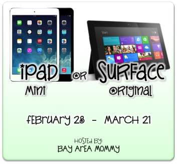 iPad Surface March