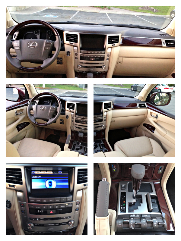 2014 Lexus LX 570 3