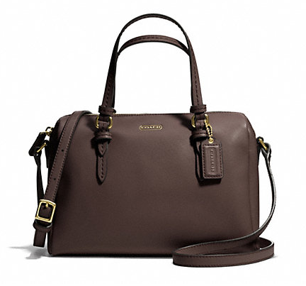 Coach Peyton Mini Satchel