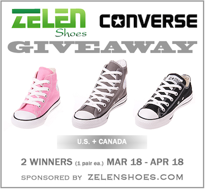 Converse Giveaway