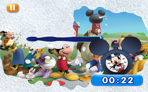 Disney Timer App 1