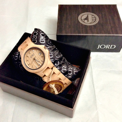 JORD Wood Watch 1