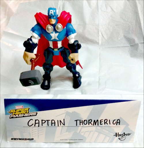 #MyMashup - Captain Thormerica