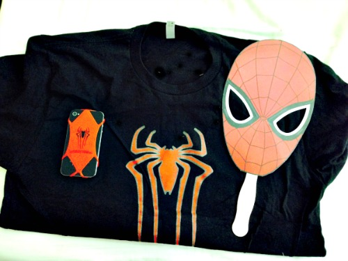 Amazing Spiderman Prize Pack